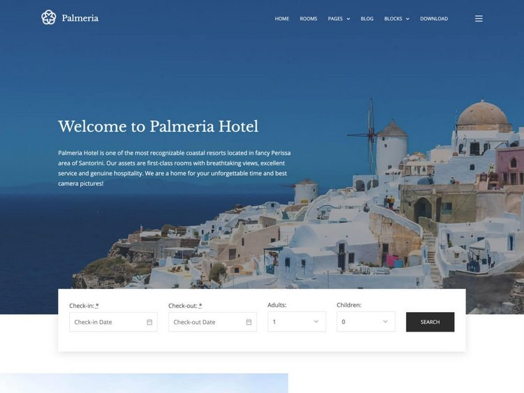 9 Best Free Hotel WordPress Themes