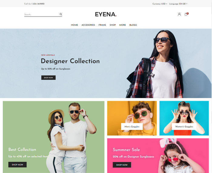 MixBucket Responsive Fashion OpenCart Themes