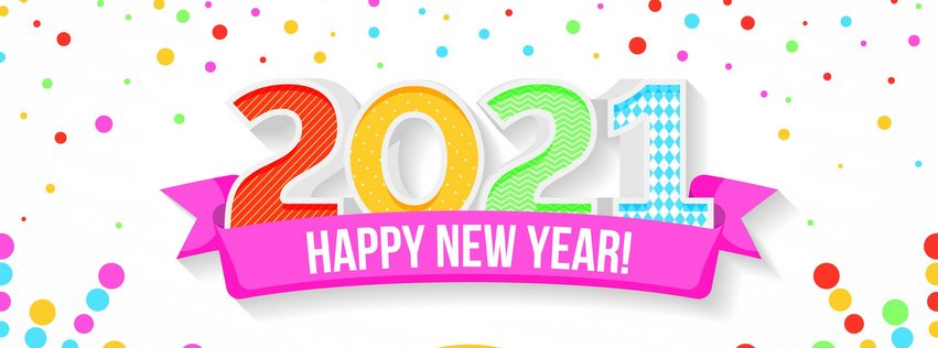 Colorful Happy New year-Facebook-Cover-Photo-2021