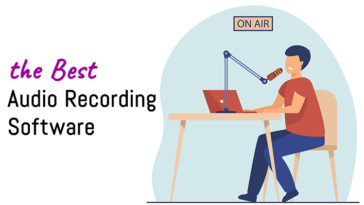 The Best Audio Recording Software