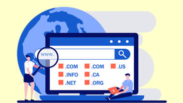 How much does a domain name cost per year