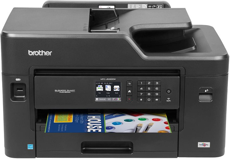 Brother MFC-J5330DW All-in-One Color Inkjet Printer