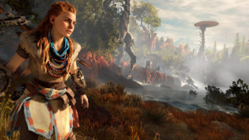 Horizon Zero Dawn best PS4 games 2021