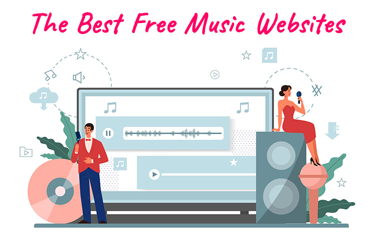 The Best Free Music Websites to Download Songs