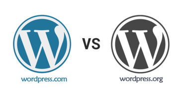 Getting Started With WordPress - Wordpress.org vs Wordpress.com