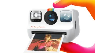 polaroid go smallest instant camera with tiny 2-inch prints