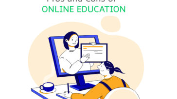 pros and cons of online education
